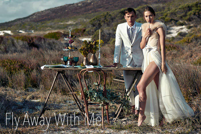 Muse Concepts Fly Away With Me Wedding Stylist