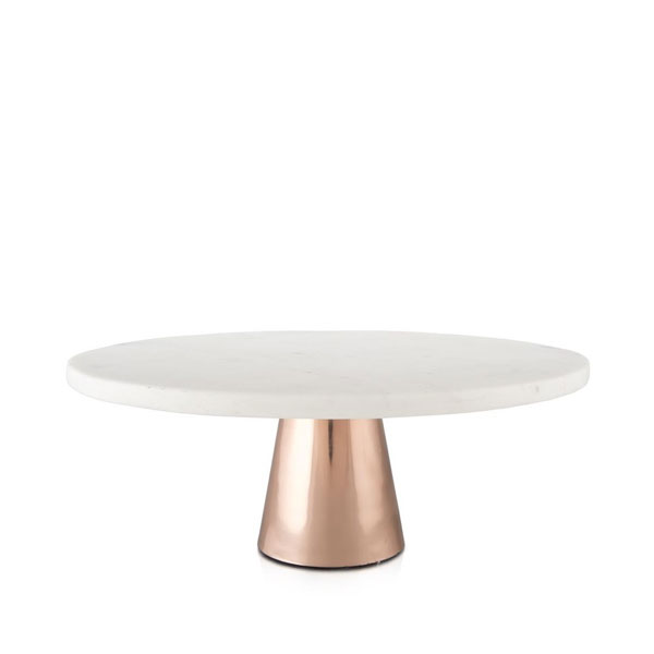 Marble Cake Stand - <p style='text-align: center;'>R 100</p>