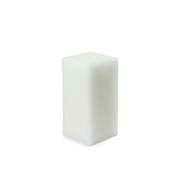 Square Pillar Candles - <p style='text-align: center;'>From R 14.00</p>