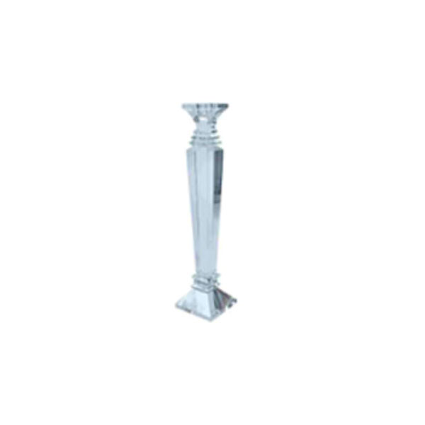 Crystal Candlestick - <p style='text-align: center;'>R 60</p>