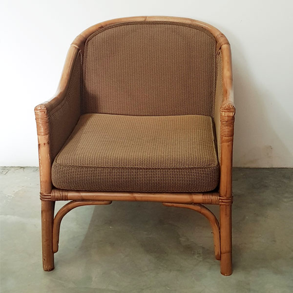 Wicker Armchair -