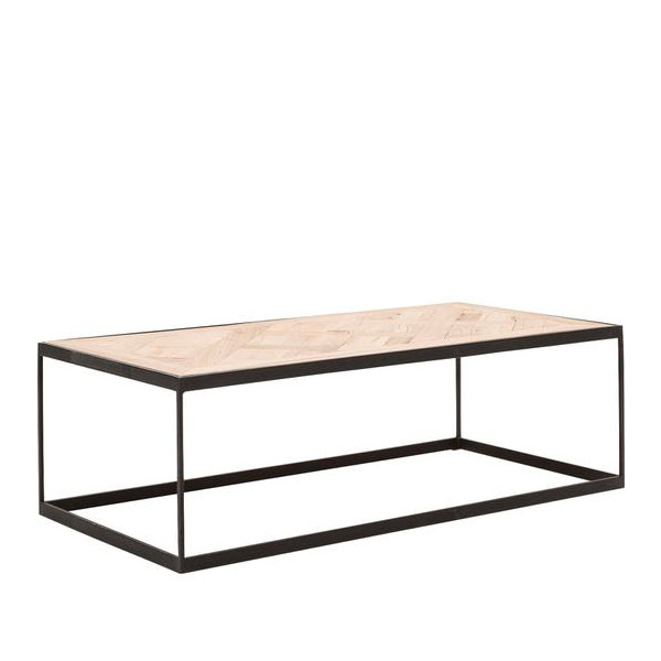 Modernist Industrial Coffee Table - <p style='text-align: center;'>R 300</p>