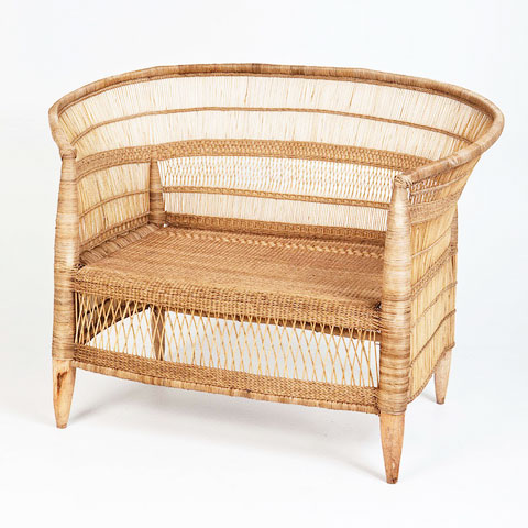 Malawi Woven Double Seater - <p style='text-align: center;'>R 400</p>