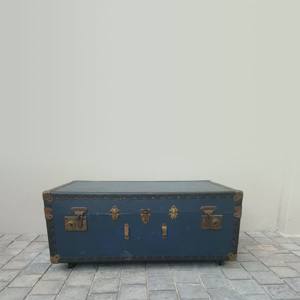 Steam Trunk Table - <p style='text-align: center;'>R 125</p>