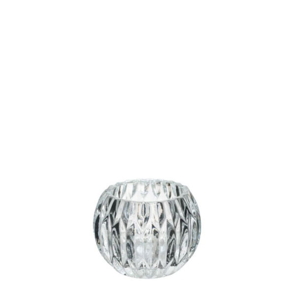 Crystal Cut Ball Votive - <p style='text-align: center;'>R 8</p>