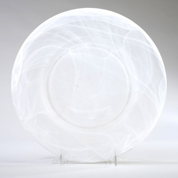 Candyfloss Glass Underplates - <p style='text-align: center;'><b>HOT NEW TREND</b><br>