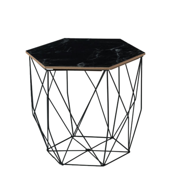 Origami Marble Side Table - <p style='text-align: center;'>R 150</p>