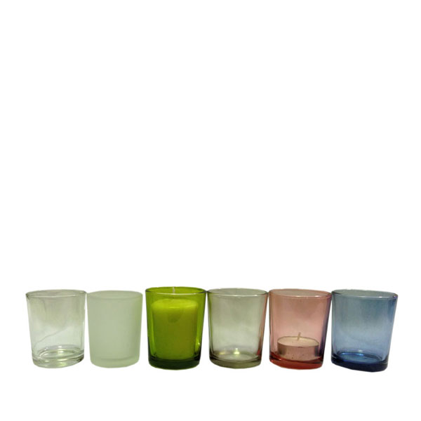 Clear Votives - <p style='text-align: center;'>R 2.50</p>
