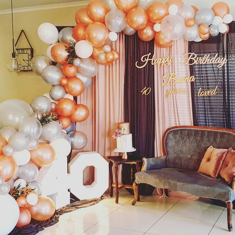 Balloon Arch - <p style='text-align: center;'>Price on Request</p>