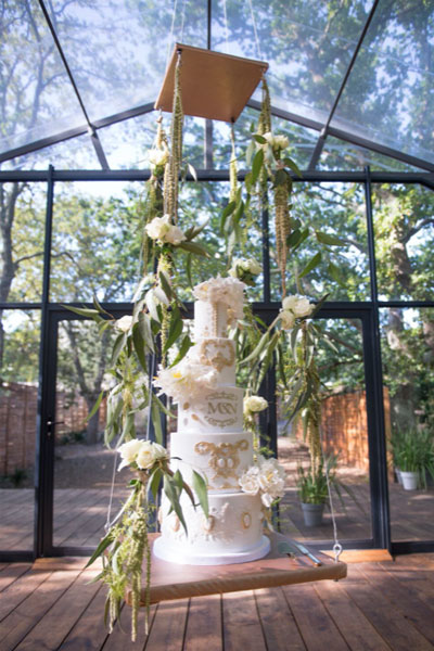 Wedding Cake Swing for Hire in Cape Town