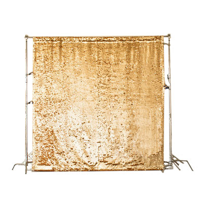 Sequin Photo Backdrop Wall  - <p style='text-align: center;'>R 800</p>